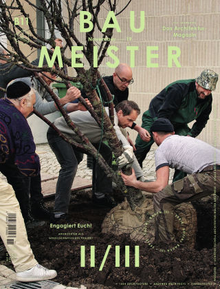 Baumeister – Das Architektur-Magazin 11/19