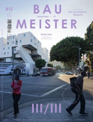 Baumeister – Das Architektur-Magazin 12/19