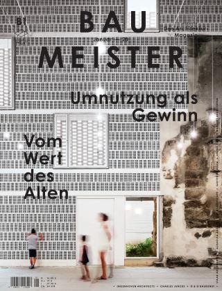 Baumeister – Das Architektur-Magazin 01/20