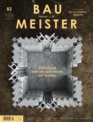 Baumeister – Das Architektur-Magazin 02/20