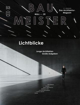 Baumeister – Das Architektur-Magazin 03/20
