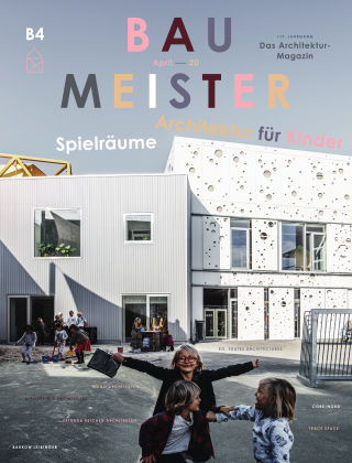 Baumeister – Das Architektur-Magazin 04/20