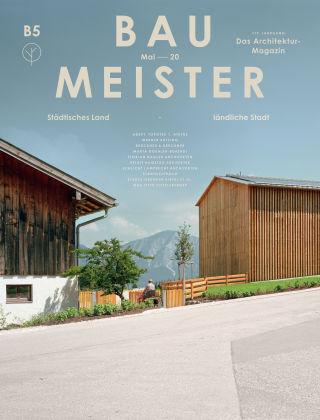 Baumeister – Das Architektur-Magazin 05/20