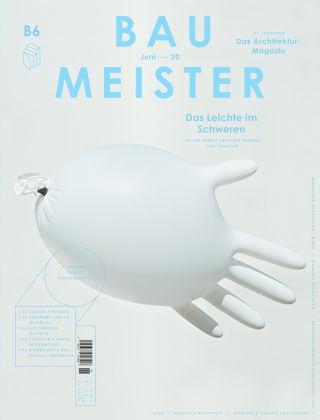 Baumeister – Das Architektur-Magazin 06/20
