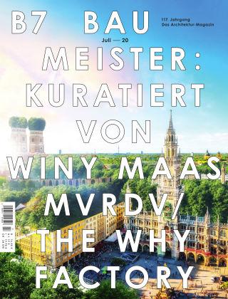 Baumeister – Das Architektur-Magazin 07/20