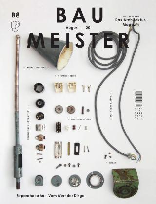 Baumeister – Das Architektur-Magazin 08/20