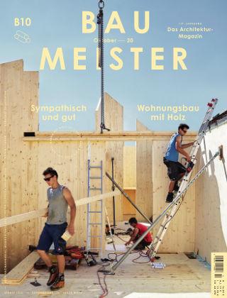 Baumeister – Das Architektur-Magazin 10/20