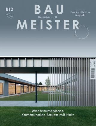 Baumeister – Das Architektur-Magazin 12/20