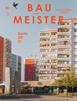 Baumeister – Das Architektur-Magazin 01/21