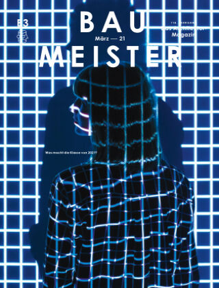 Baumeister – Das Architektur-Magazin 03/21
