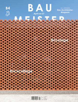 Baumeister – Das Architektur-Magazin 04/21