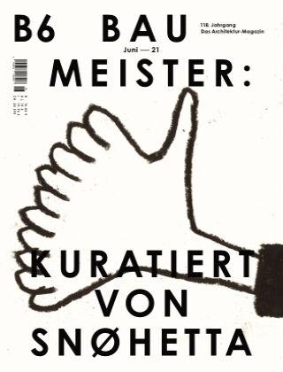 Baumeister – Das Architektur-Magazin 06/21