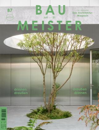 Baumeister – Das Architektur-Magazin 07/21