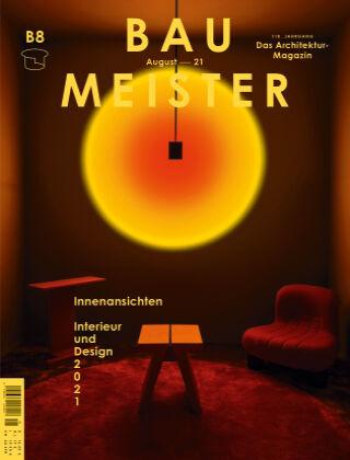 Baumeister – Das Architektur-Magazin 08/21