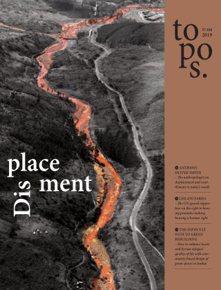 topos - The International Review of Landscape Architecture and Urban Design 108