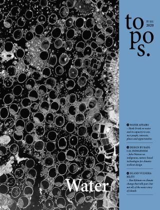 topos - The International Review of Landscape Architecture and Urban Design 111