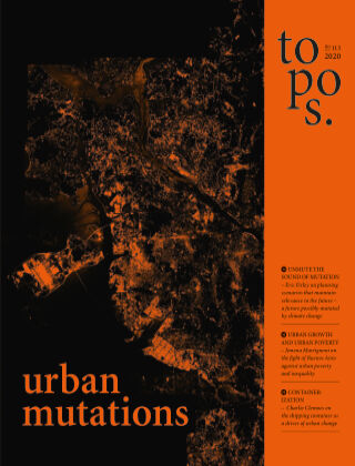 topos - The International Review of Landscape Architecture and Urban Design 113