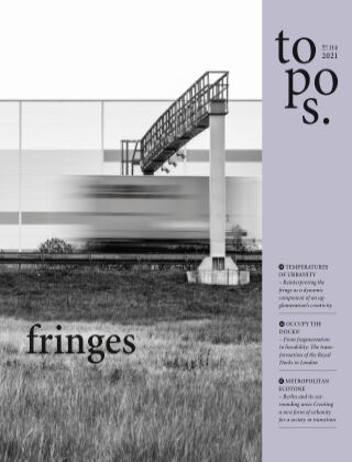topos - The International Review of Landscape Architecture and Urban Design 114
