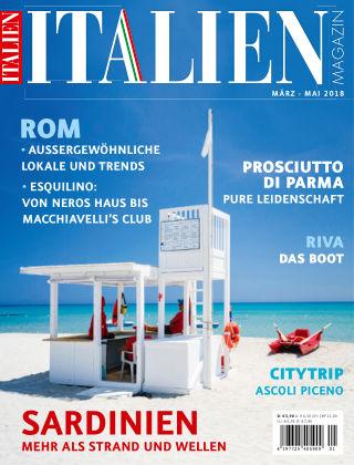 Italien Magazin 01 2018