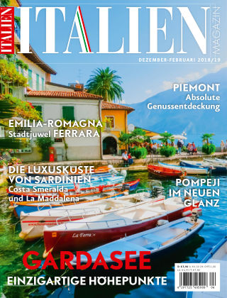 Italien Magazin 04 2018
