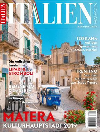 Italien Magazin 01 2019