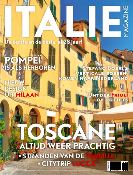 Italië Magazine October 13, 2018 00:00