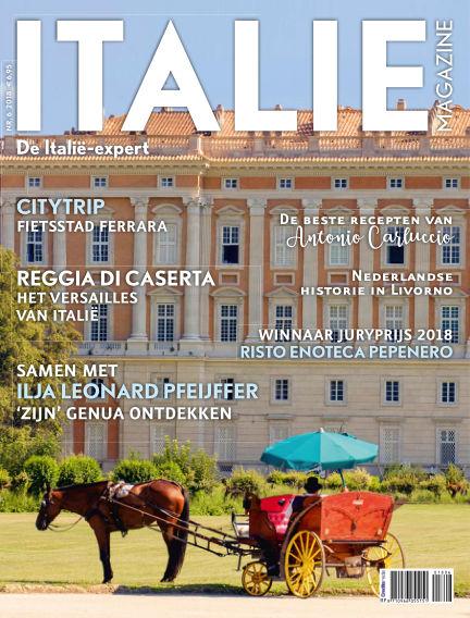 Italië Magazine November 17, 2018 00:00