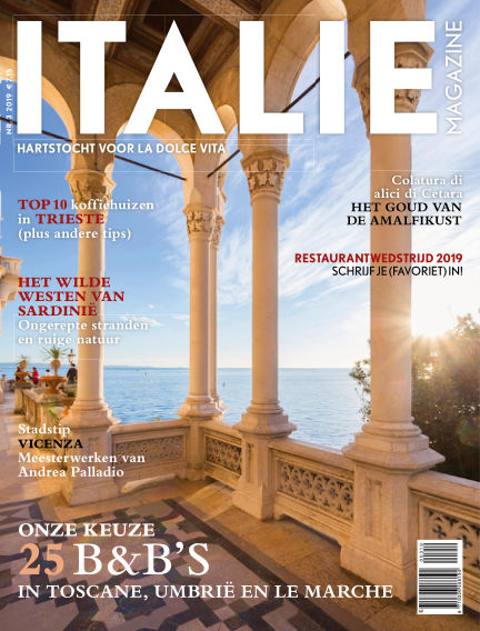 Italië Magazine April 20, 2019 00:00