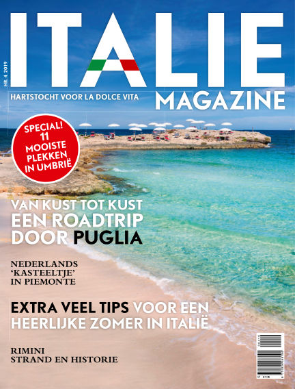 Italië Magazine June 15, 2019 00:00