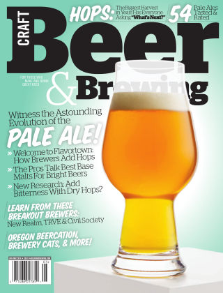 Craft Beer & Brewing The Pale Ale
