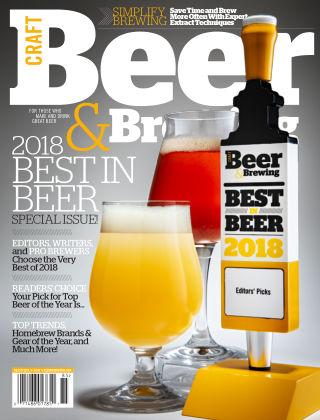 Craft Beer & Brewing 2018 Best In Beer
