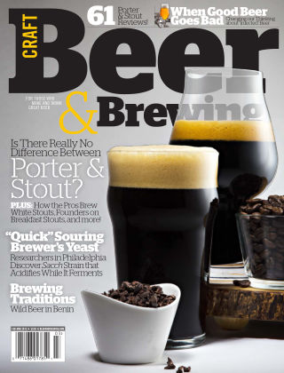 Craft Beer & Brewing Porter & Stout