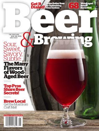 Craft Beer & Brewing Wood-Aged Beer