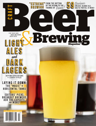 Craft Beer & Brewing Light Ale/Dark Lager