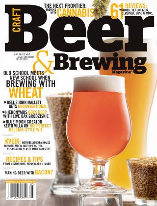 Craft Beer & Brewing Wheat, Weed, & Kveik