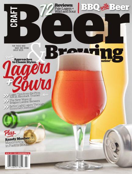 Craft Beer & Brewing May 12, 2019 00:00