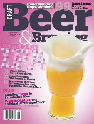 Craft Beer & Brewing Annual IPA Issue