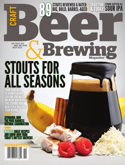 Craft Beer & Brewing September 04, 2019 00:00