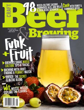 Craft Beer & Brewing Funk + Fruit