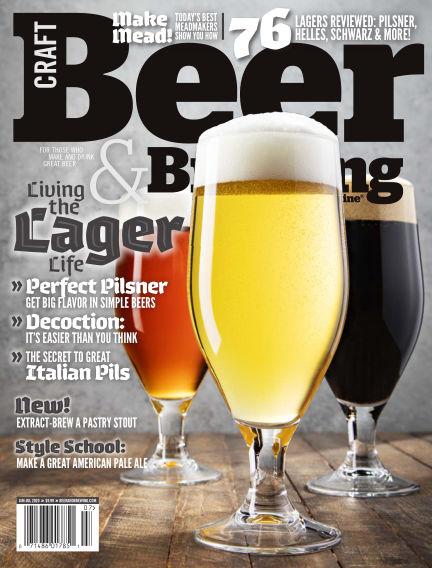 Craft Beer & Brewing April 30, 2020 00:00