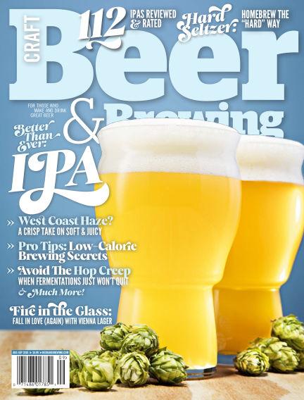 Craft Beer & Brewing July 28, 2020 00:00