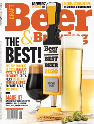 Craft Beer & Brewing Best in Beer 2020
