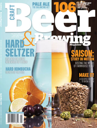 Craft Beer & Brewing Beyond Beer