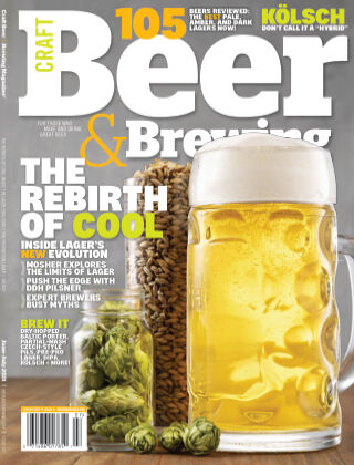 Craft Beer & Brewing The Lager Evolution