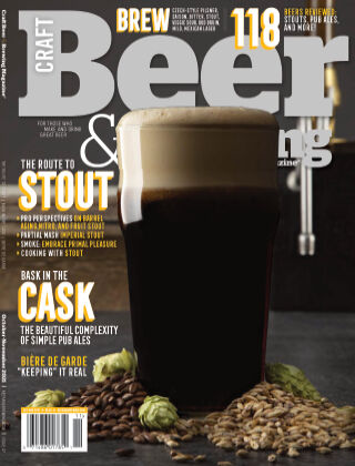 Craft Beer & Brewing The Route to Stout