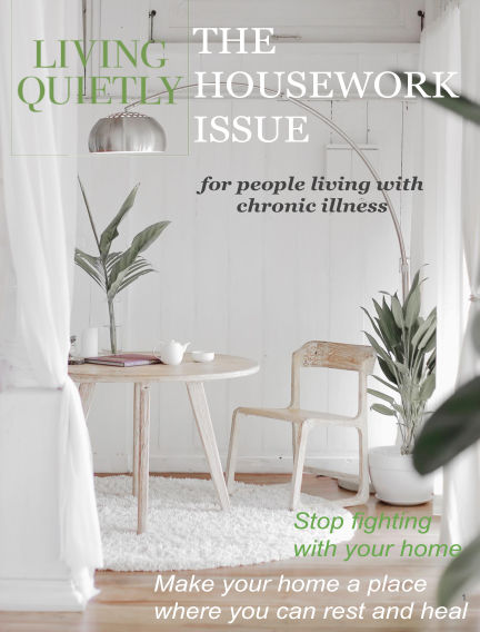 Living Quietly Magazine September 01, 2018 00:00