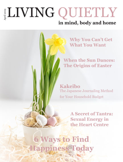 Living Quietly Magazine March 27, 2019 00:00