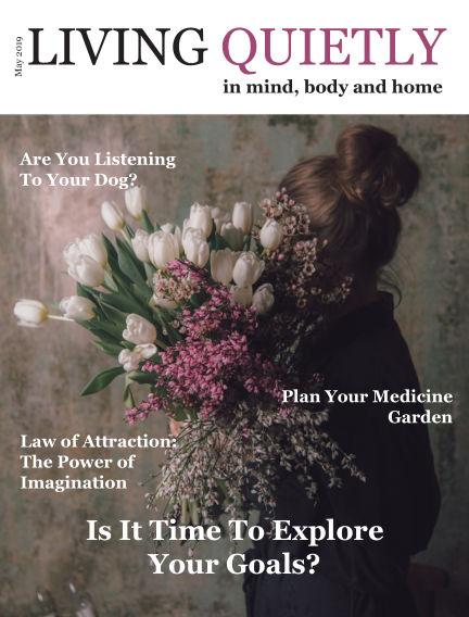 Living Quietly Magazine April 27, 2019 00:00
