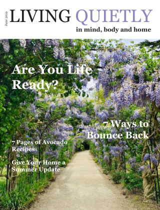 Living Quietly Magazine June 2019