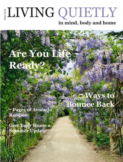 Living Quietly Magazine May 27, 2019 00:00